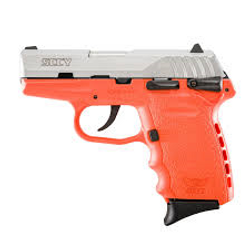 Sccy CPX1 9mm Orange