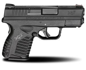 Springfield XDS-45 3.3
