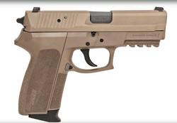 Sig Sauer SP2022 FDE 9mm