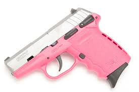 Sccy CPX1 9mm PINK/SS