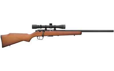 Marlin XT 17 HMR heavy barrel w/scope