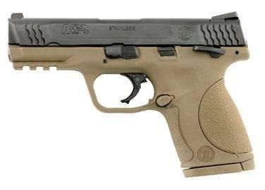 Smith & Wesson M&P 45c FDE