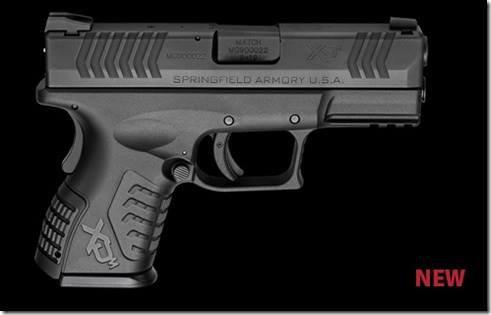 Springfield XDM-40 3.8 .40