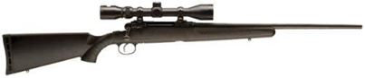 Savage Axis .223 youth w/scope