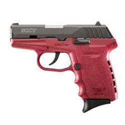 Sccy CPX2 9mm