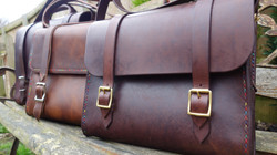 Small, medium & large satchels