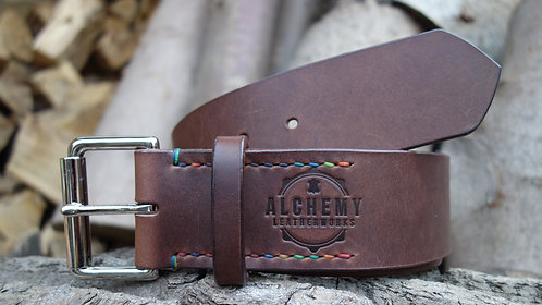 Single Roller Buckle Belt - Bushcraft Belt - upto 2 Inch wide!