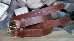 Chestnut belts