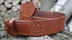 Chestnut belt