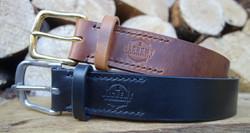 Black & Chestnut belts