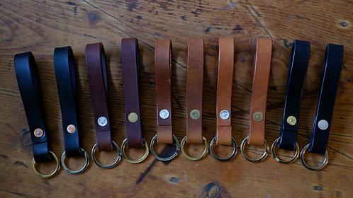 Leather Keyrings