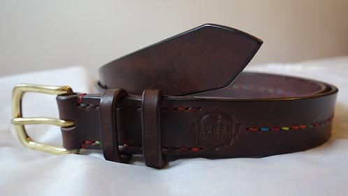 Leather Anniversary Belt