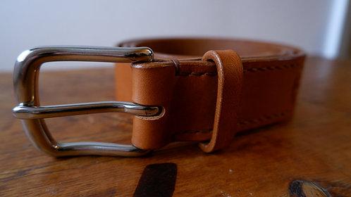 Ready to Post - 1 1/2 inch wide - Brandy Belt