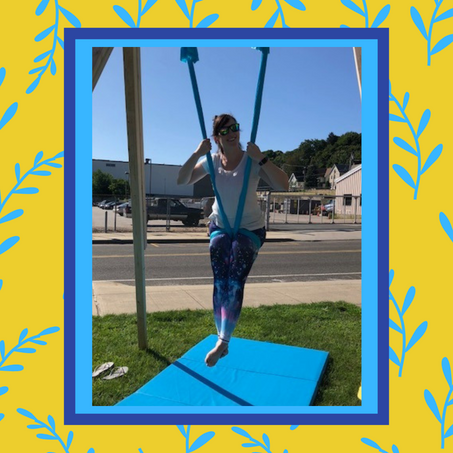 Love at First Flight: How I Fell in Love with Aerial Yoga