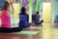 Yoga Lily Studio, Aerial Yoga