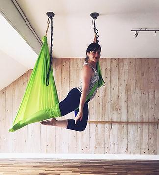 Aerial Yoga Lily Studio