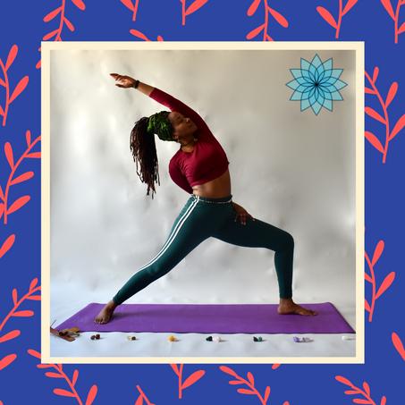 Yoga Routine: Heart Flow