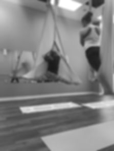 Yoga Lily Studio Aerial Yoga