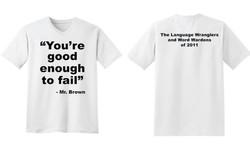Screen Printed T-Shirts
