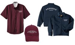 Employee Uniforms