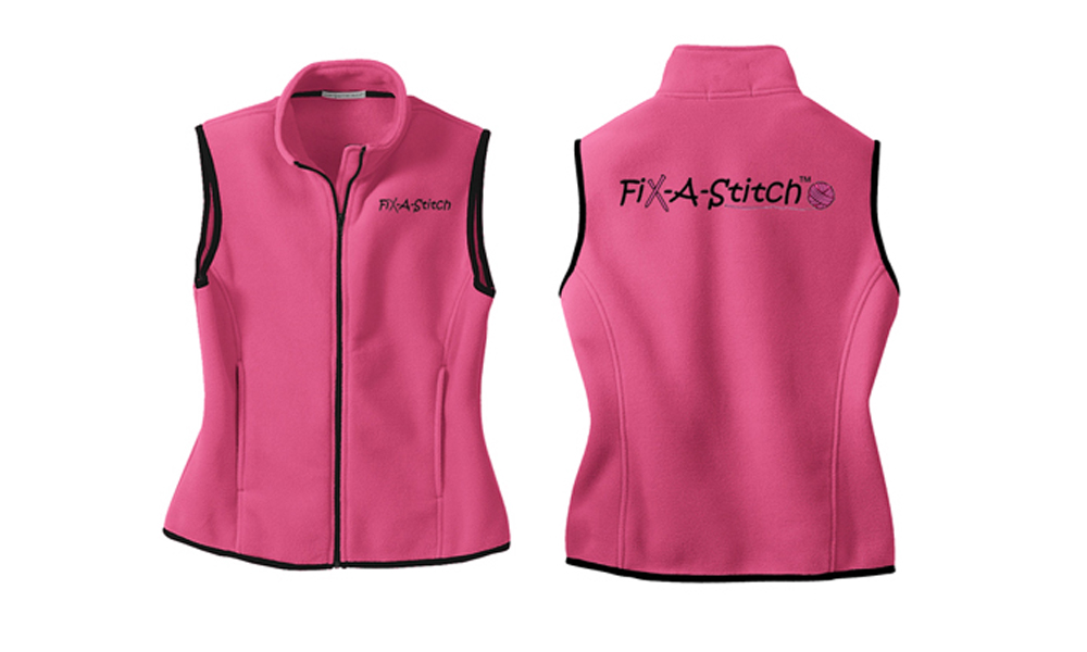 Embroidered Vests