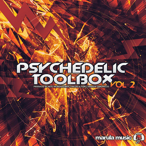 Psychedelic Toolbox Volume2