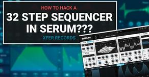 32 step sequencer in Serum???
