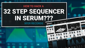 32 step sequencer in Serum???