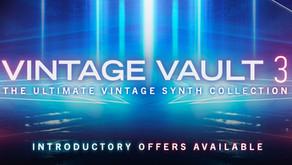 UVI releases Vintage Vault 3