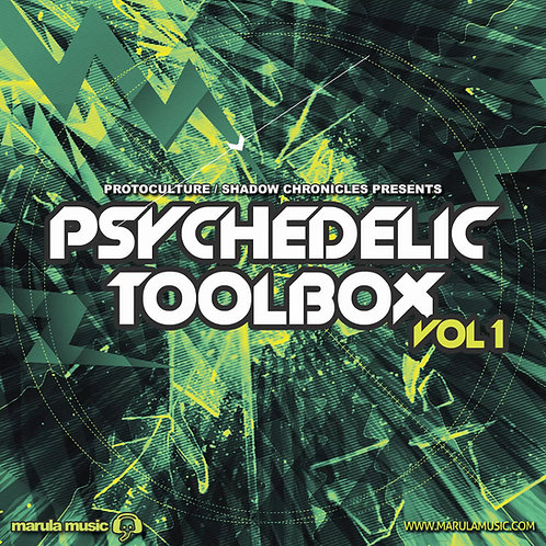 Psychedelic Toolbox Volume 1