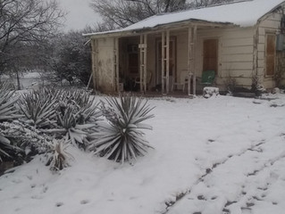 Surviving the Texas Snowpocalypse