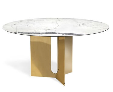 Pierre Dining Table Brass.JPG