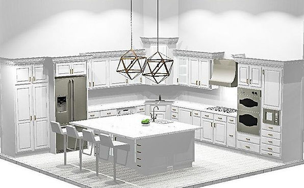 kitchen design in 2020 technologies white kitche