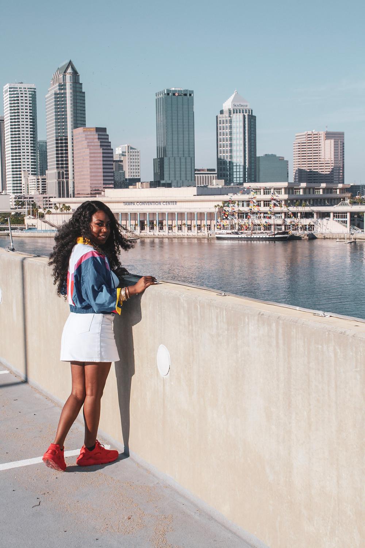Fashion Blog Nike Huarache