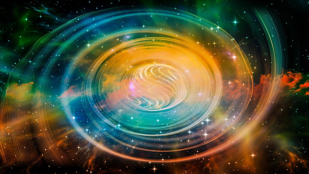 Law of attraction energy field