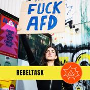 Radikale Töchter, NGO Kampagnenshooting