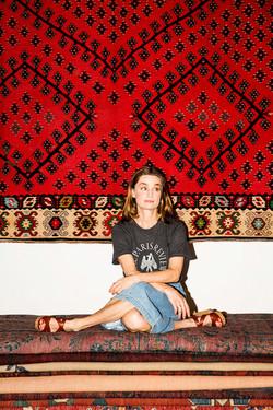 Johanna Adorján für Galore Magazin