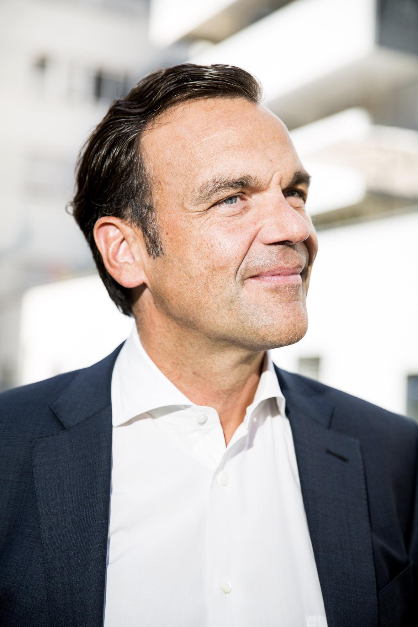 Christoph Gröner für CG Gruppe