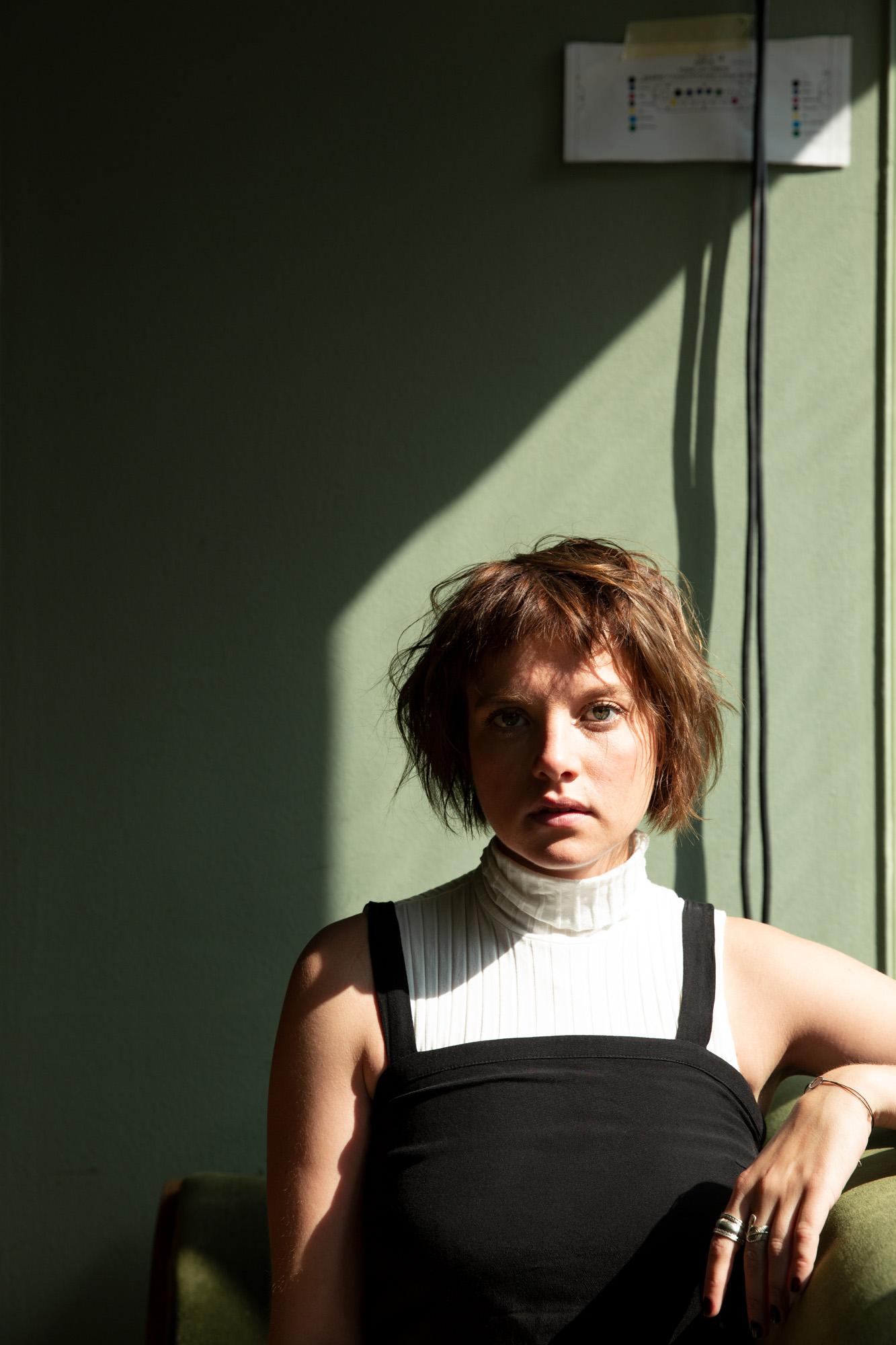 Jella Haase for Volksbühne Berlin