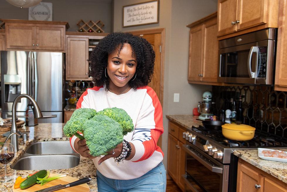 Cooking with Yo - Yoisha Spraggins