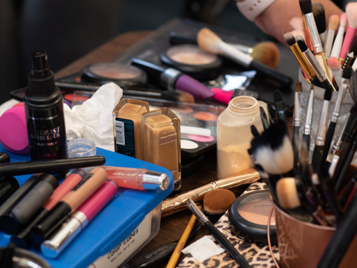 Selecting a Makeup Artist for Your Headshot or Branding Session