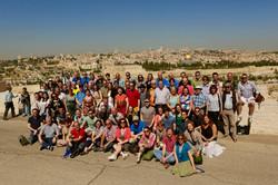 Groepsfoto Israël