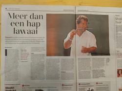 M8HLER in Eindhovens Dagblad