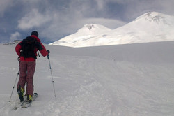 Ski-tur.