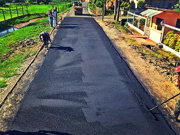 Guyana Road Construction
