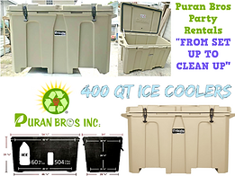 Puran Bros Ice Cooler Guyana