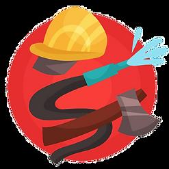 fireman-profession-icon-firefighter-elem