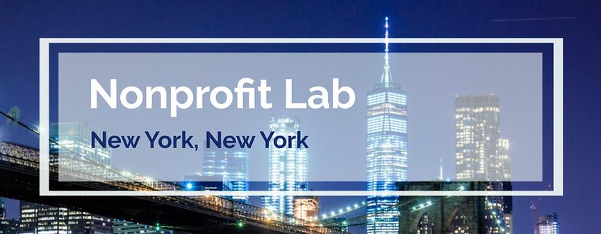 2020 Noprofit Conference New York
