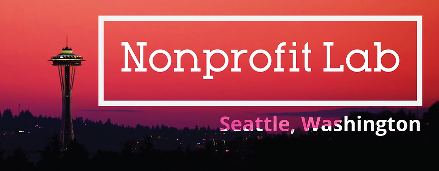 2020 Noprofit Conference Seattle