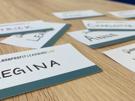 Nametags: The Importance of Knowing Names at Events, Meetings, Orientations and Retreats